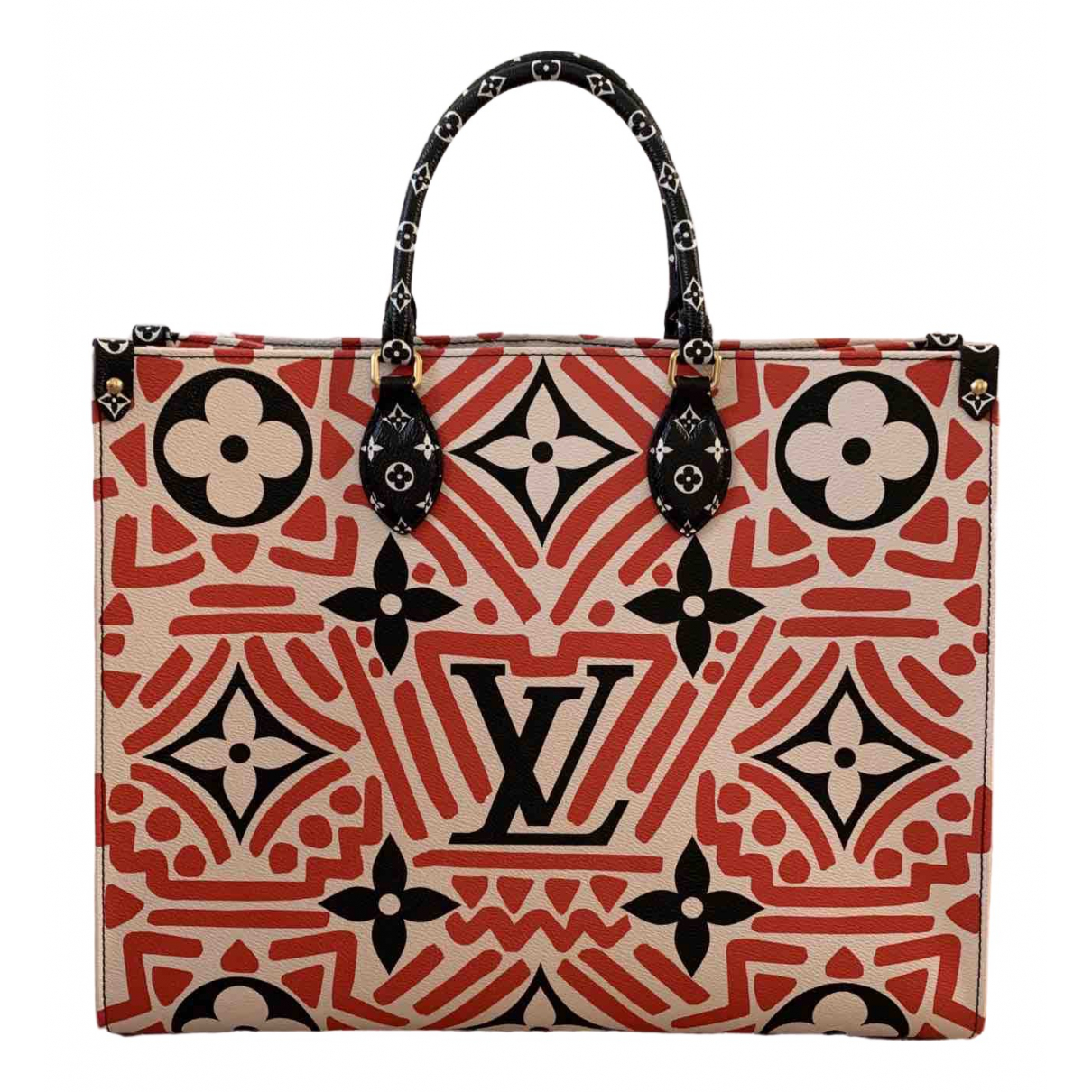 Louis Vuitton Onthego Multicolour Cloth handbag for Women \N