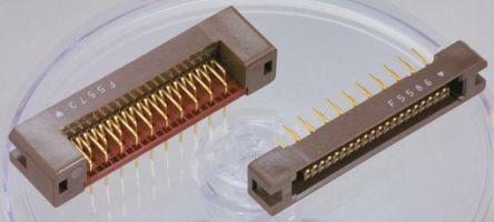 KEL Corporation , 8931E, 30 Way, 2 Row, Right Angle PCB Header