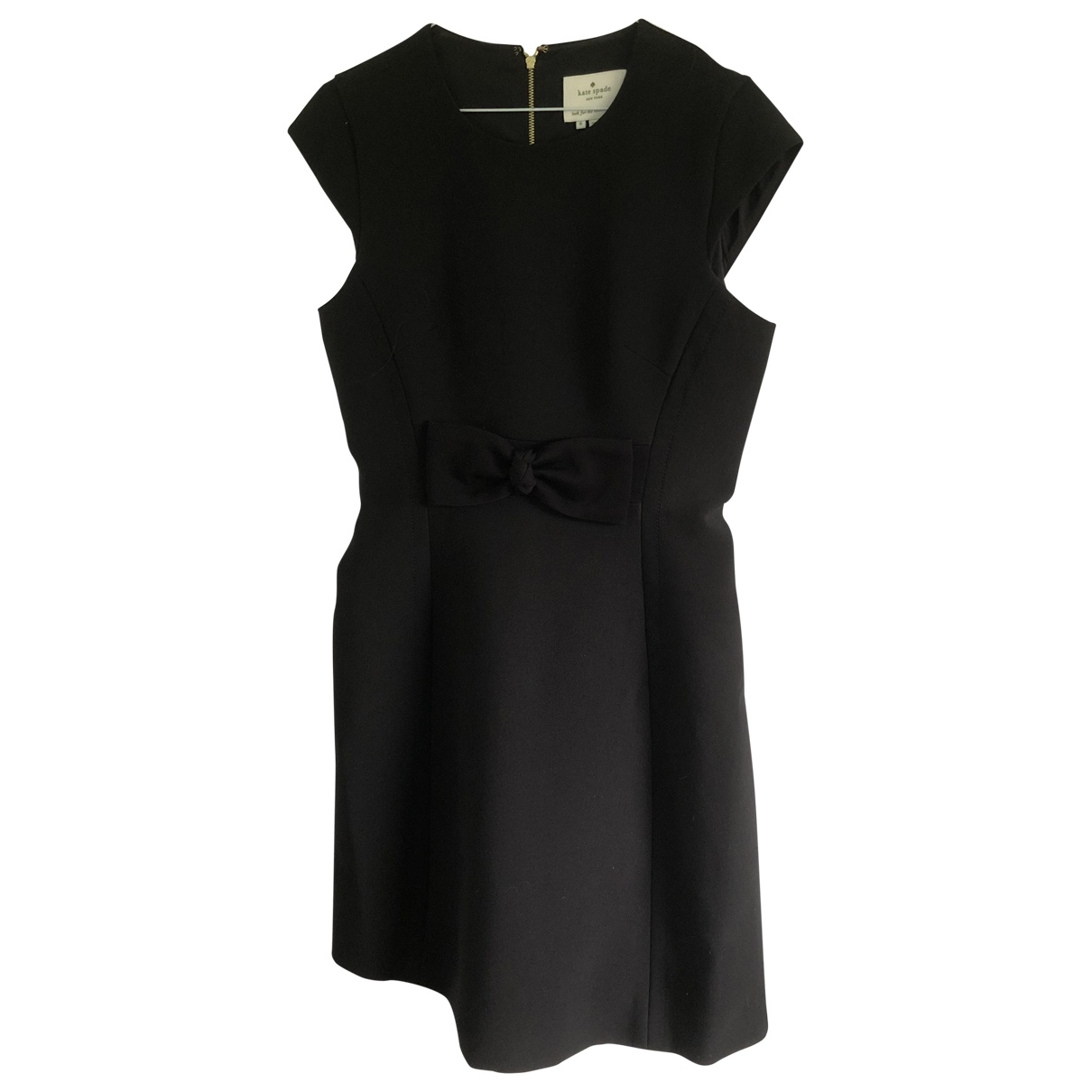 Kate Spade \N Black Cotton dress for Women 6 US