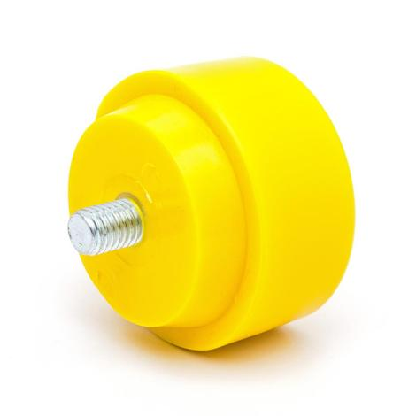 GearWrench Hammer Tip, Soft Face, Yellow 1 In. Diameter
