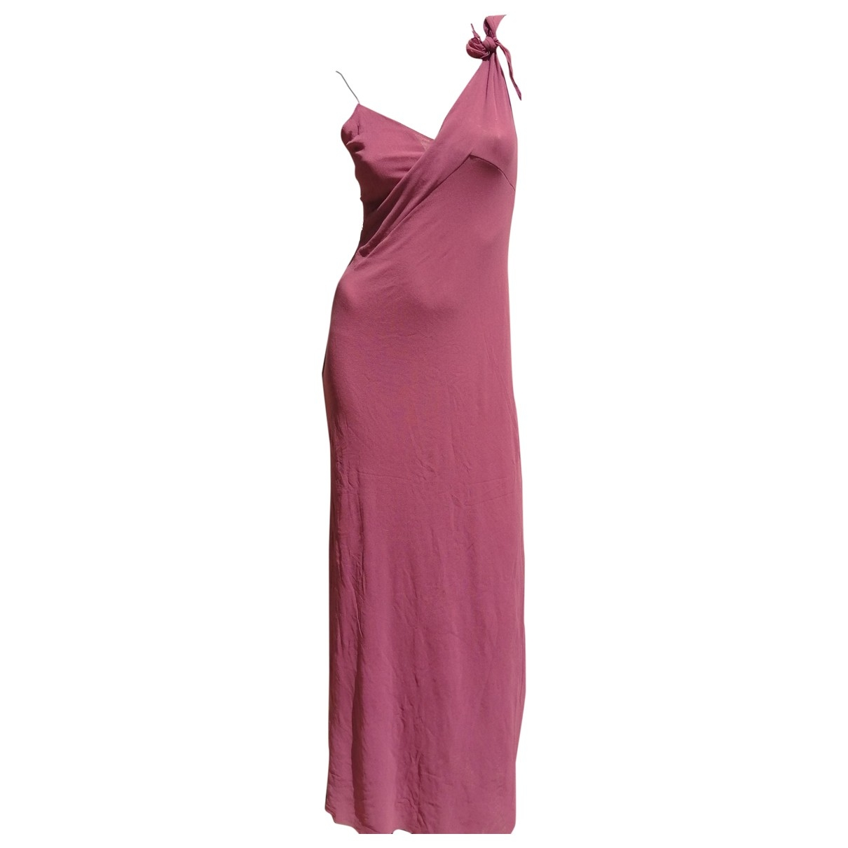 Jean Paul Gaultier \N Pink dress for Women 36 FR