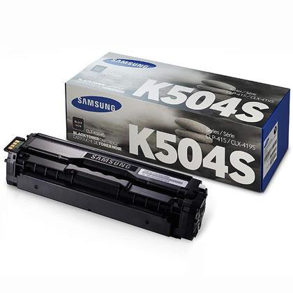 Samsung CLT-K504S cartouche de toner originale noire