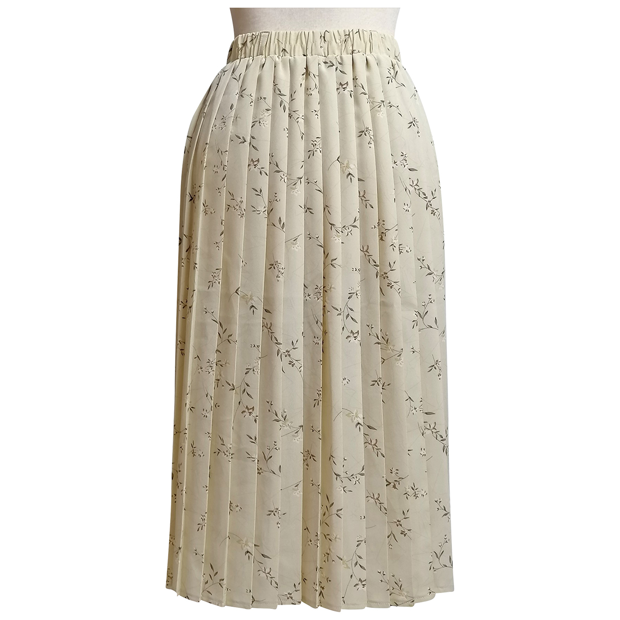 Non Signé / Unsigned \N Green skirt for Women M International
