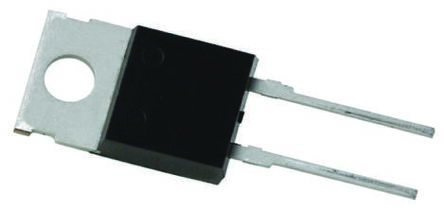 ON Semiconductor ON Semi 600V 8A, Silicon Junction Diode, 2-Pin TO-220AC RURP860 (5)
