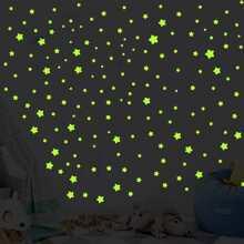 1set Luminous Star Wall Sticker
