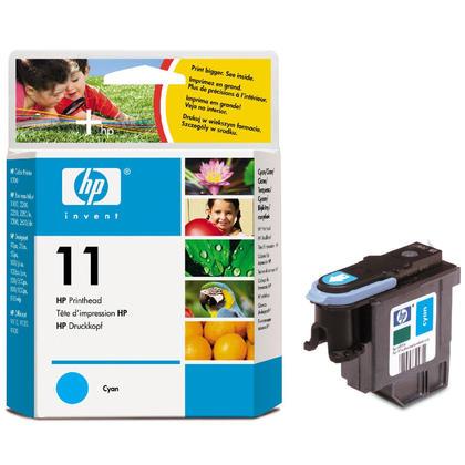 HP 11 C4811A tête d'impression originale cyan
