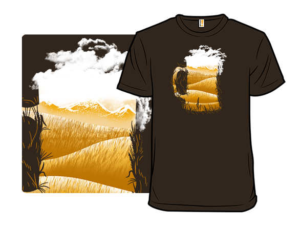 Golden Day T Shirt