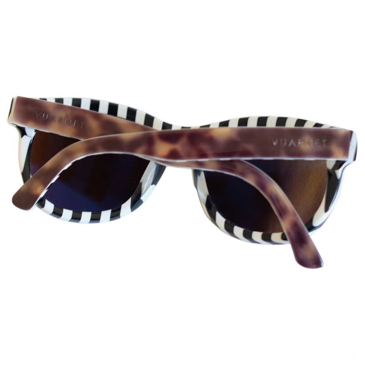 Ami \N Multicolour Sunglasses for Men \N