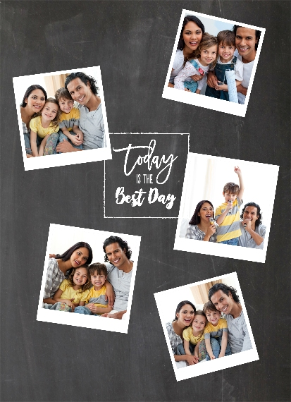 Everyday 5x7 Metal Easel Panel, Home Décor -Best Day Ever