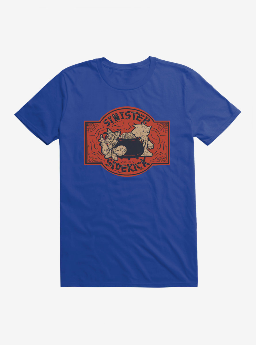 Sonic The Hedgehog Halloween Sidekick T-Shirt