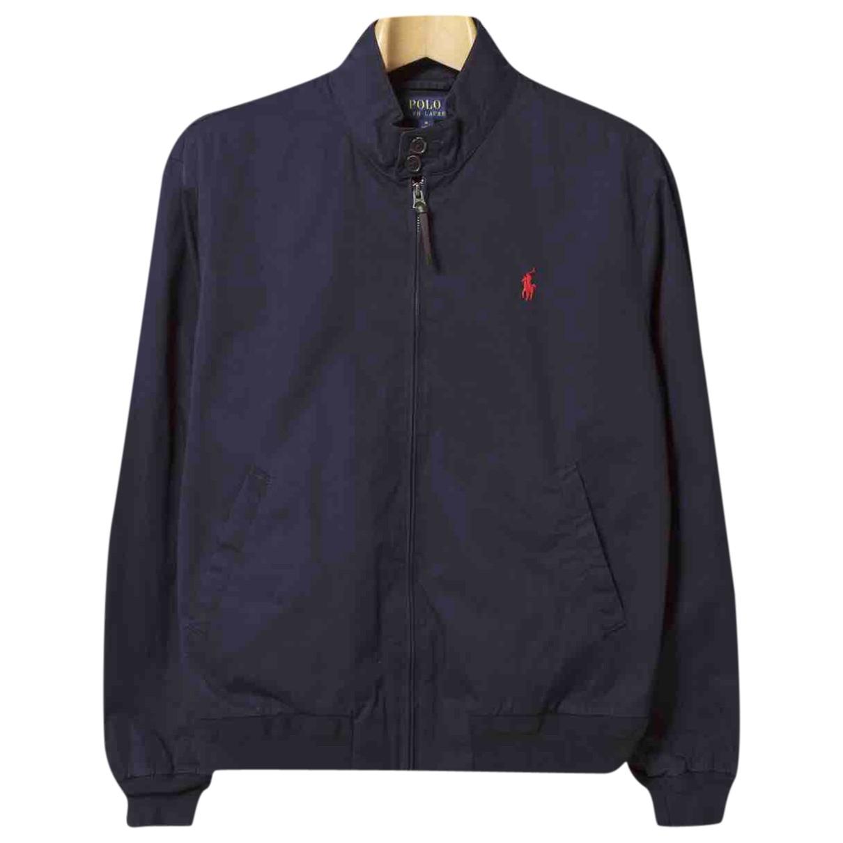 Polo Ralph Lauren \N Blue Cotton jacket  for Men S International