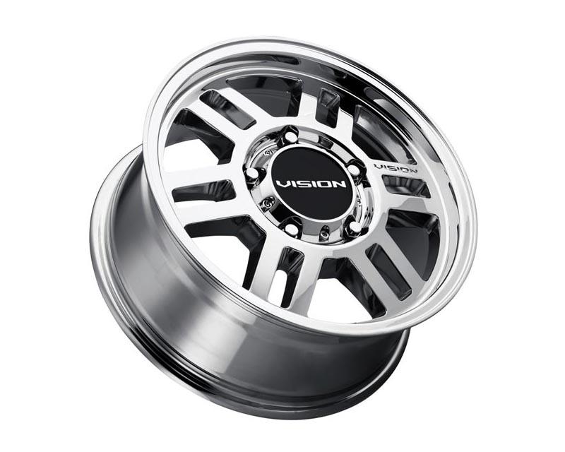Vision Wheels 355-6632OEC45 M2 Overland Wheel 16x6.5 5x1300 45 CSCHXX OEC Chrome