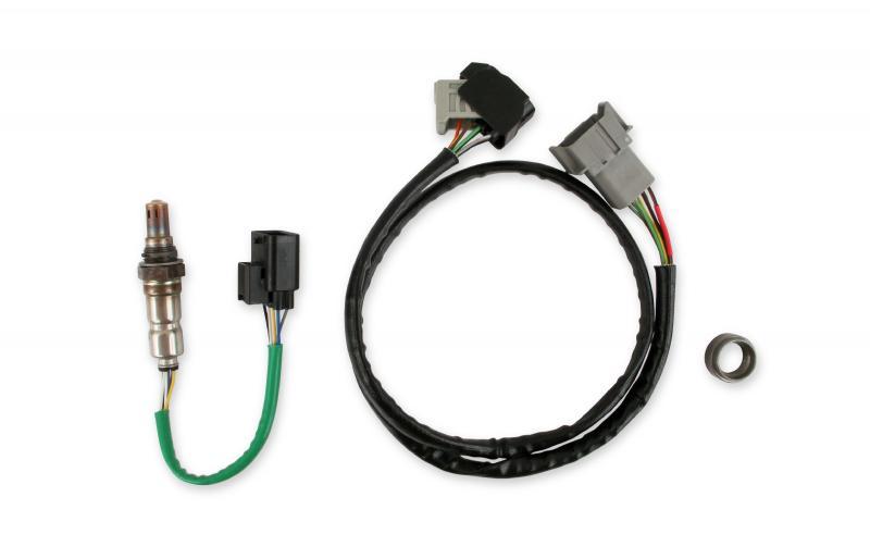 MSD U2 WBO2 Sensor 2 W/Harness & Bung Kit