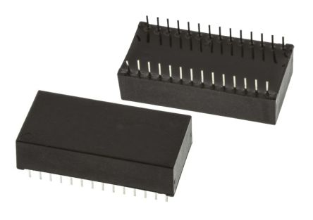Maxim Integrated DS1744-70IND+, Real Time Clock, 28-Pin EDIP (12)