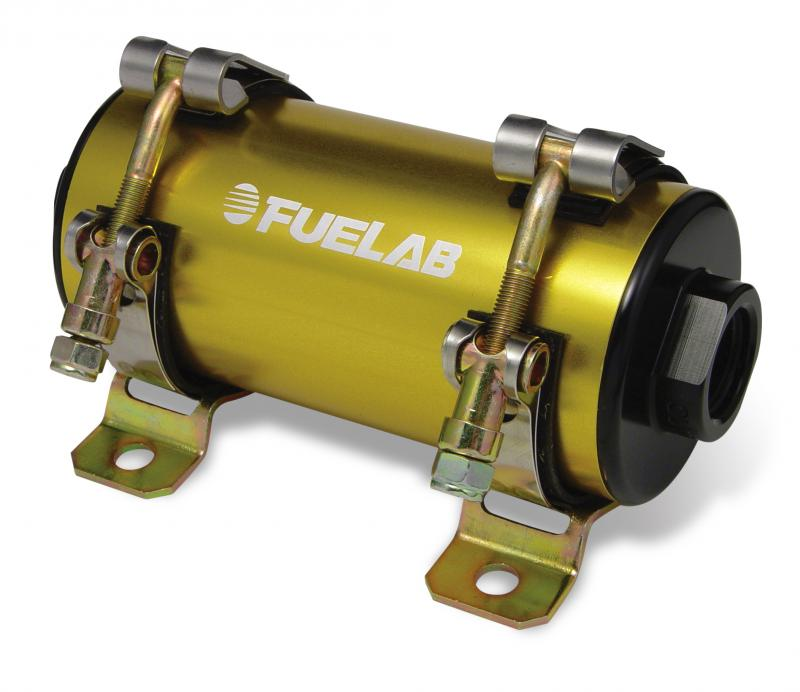 Fuelab 41404-5 CARB In-Line Fuel Pump 1800HP w/External Bypass