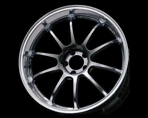 Advan RZ-DF Wheel 19x9 5x112 48mm Machining & Racing Hyper Black