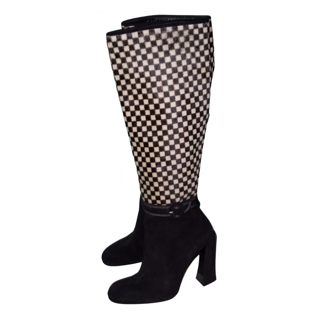 Karl Lagerfeld \N Multicolour Pony-style calfskin Boots for Women 38 EU