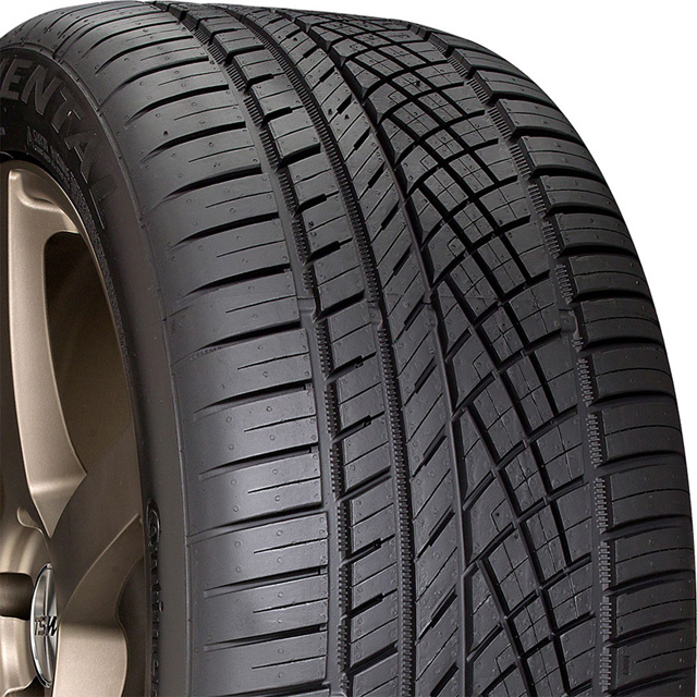 Continental 15499910000 Extreme Contact DWS 06 Tire 265 /35 R18 97Y XL BSW