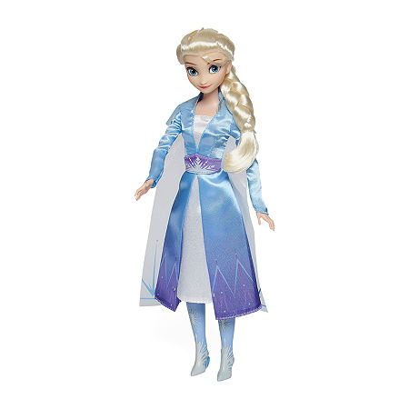 Disney Collection Frozen 2: Elsa Classic Doll, One Size , No Color Family