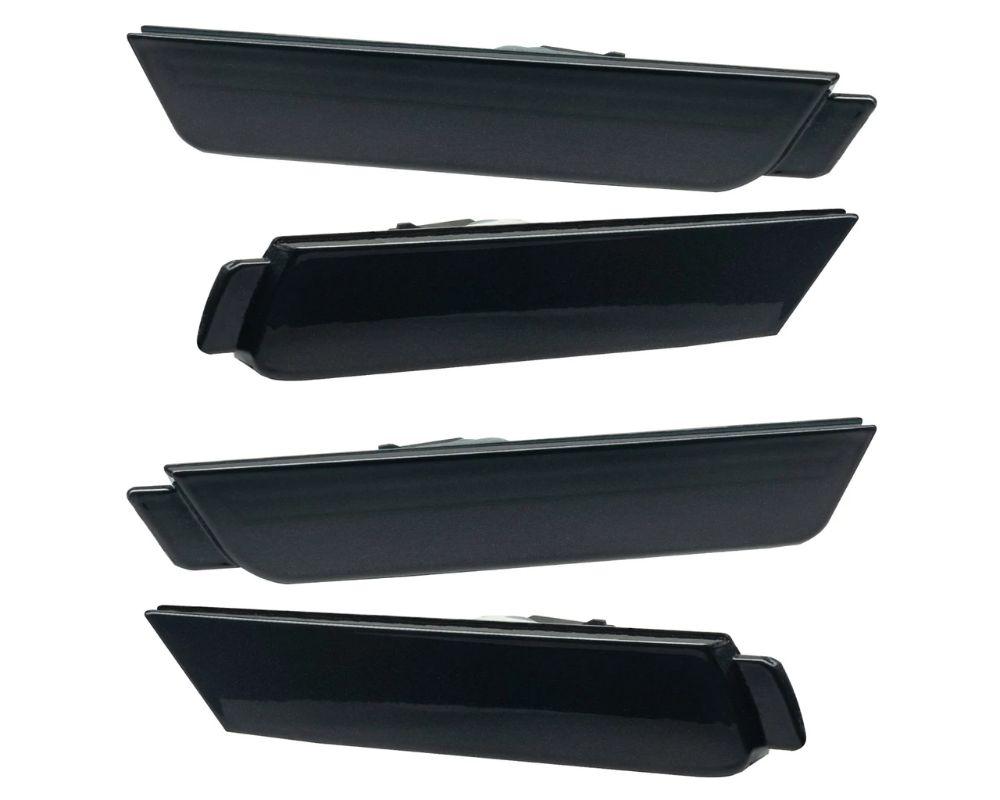 Oracle Lighting 3101-GAR501-G SMD Sidemarkers Carbon Flash Metallic GAR501 - GHOSTED Chevrolet Camaro 2010-2015