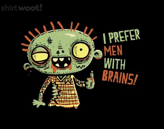 I Prefer Even More Options T Shirt