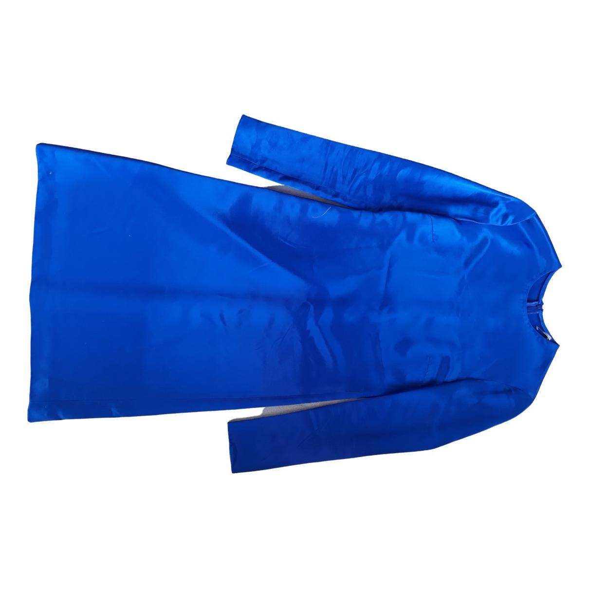 Miu Miu \N Blue dress for Women 40 IT