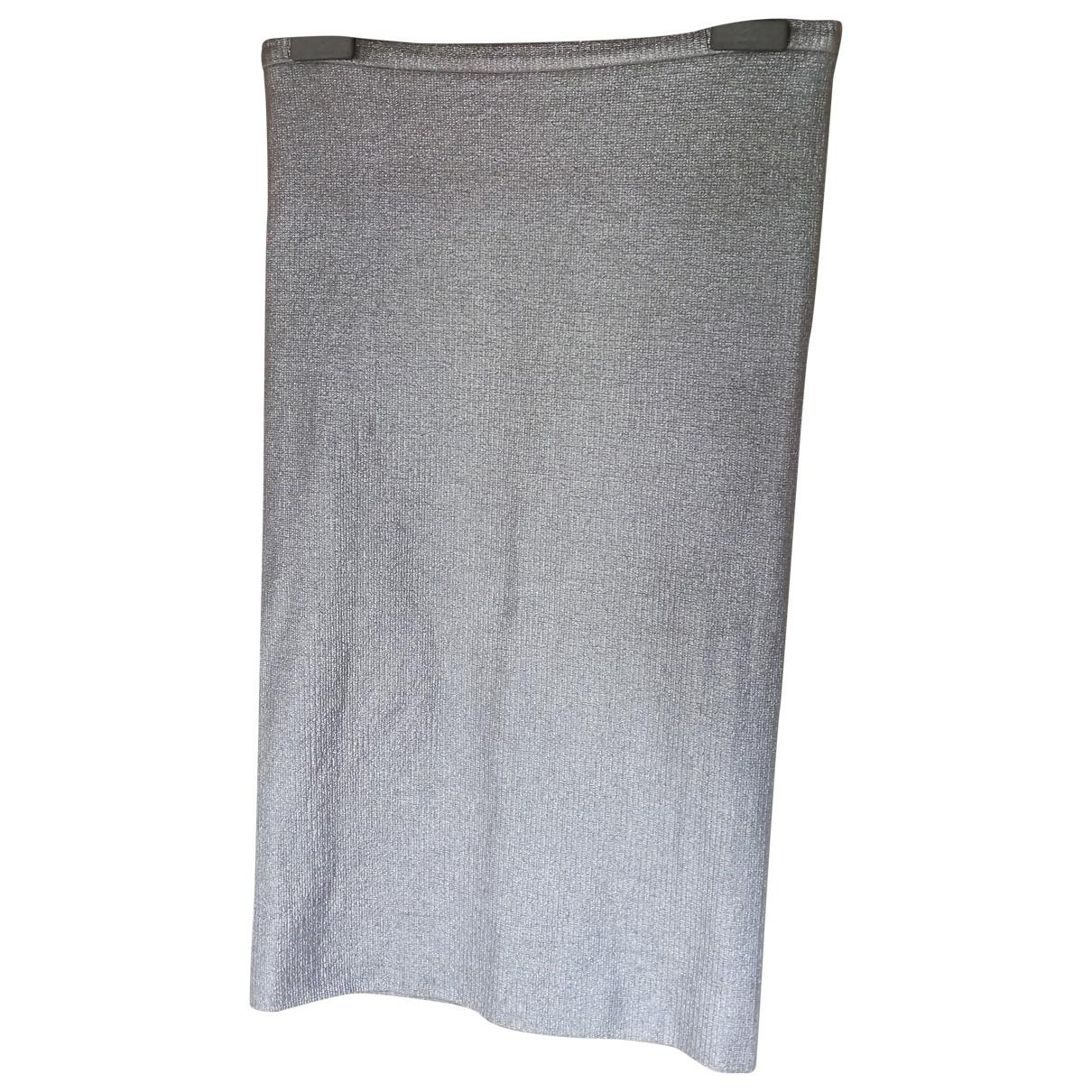 Diane Von Furstenberg \N Silver skirt for Women 2 US