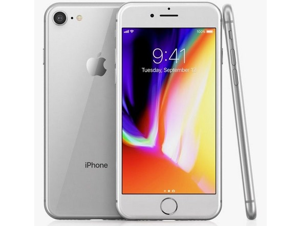 Apple Iphone 8 (your Choice)(s&d)