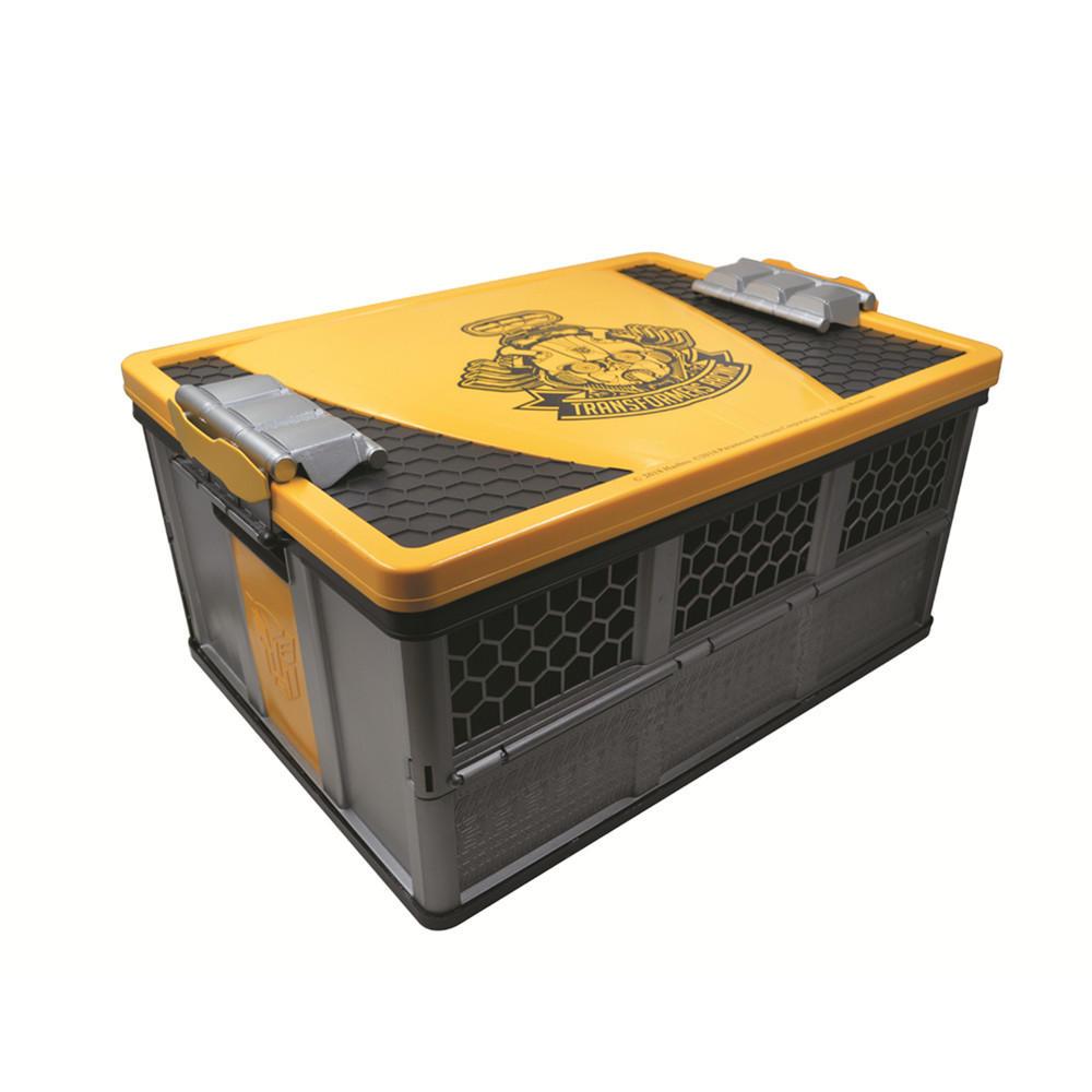 Killerbody YBOX-03 Bumblebee TRANS FORMERS Foldable Car Storage Box 57L
