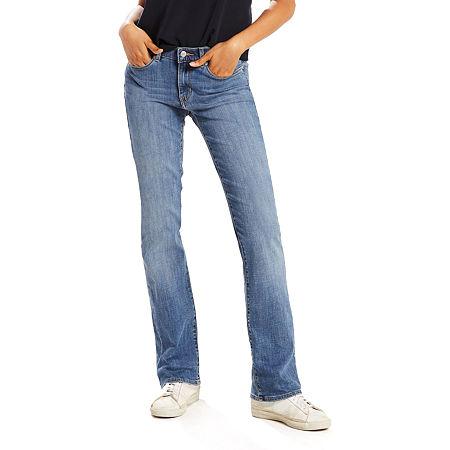 Levi's Classic Bootcut Jean, 16 , Blue