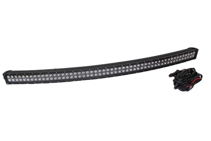 Race Sport Lighting RS-54WRAP-BV Wrap Around Series Dual Row Light Bar 54 Inch 312 Watts 24,000 Lumens