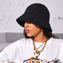 Stitching Bucket Hat