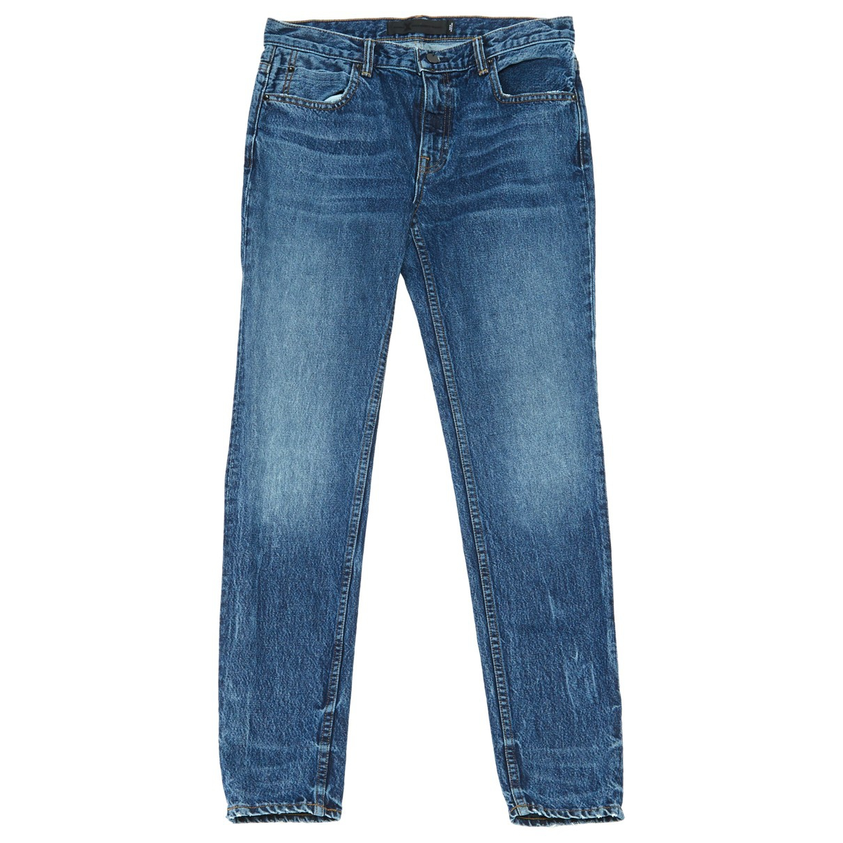 Alexander Wang \N Blue Cotton Jeans for Women 26 US