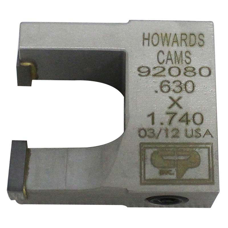 Valve Spring Seat Cutter; 1.740 Howards Cams 92080 92080