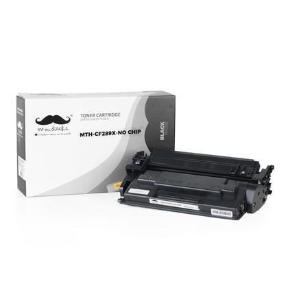 Compatible HP LaserJet Managed Flow MFP E52645c Black Toner Cartridge by Moustache, no chip - High Yield