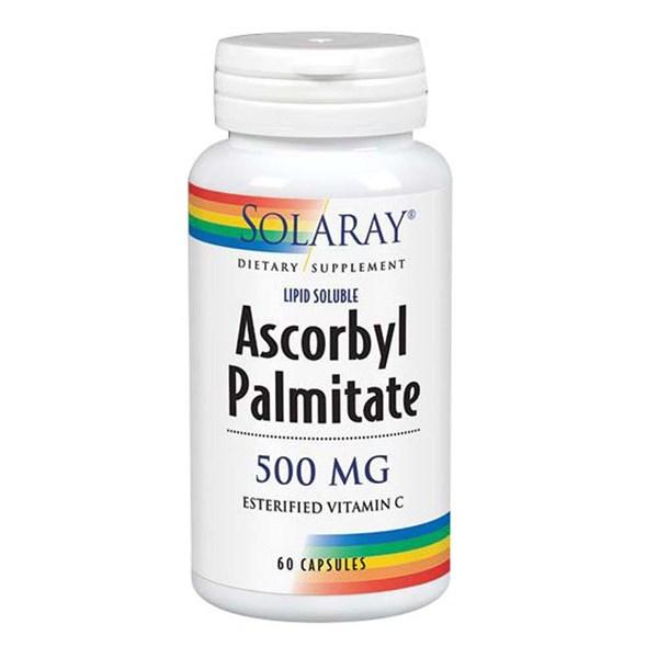 Ascorbyl Palmitate 60 Caps by Solaray