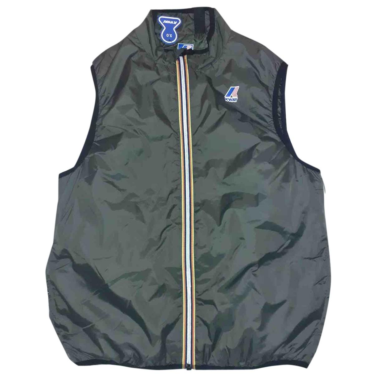 K-way \N jacket  for Men M International