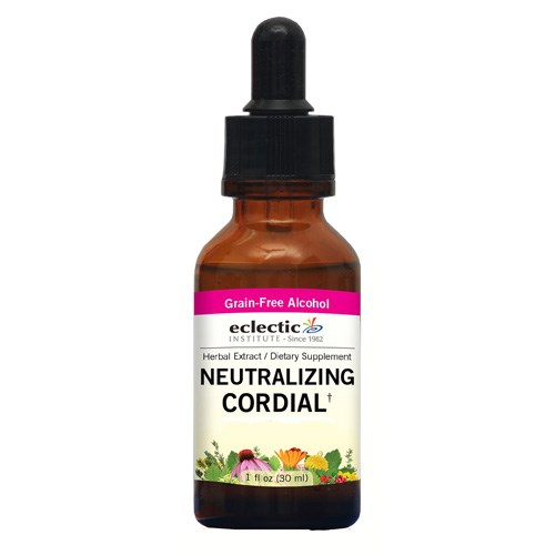 Neutralizing Cordial 1 Oz with Alcohol by Eclectic Institute Inc