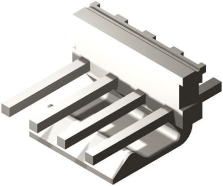 Molex , KK 396, 41791, 2 Way, 1 Row, Straight PCB Header (10)