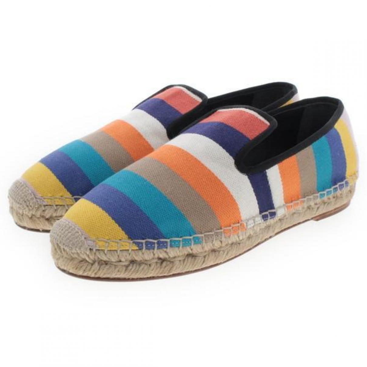 Celine \N Multicolour Cloth Espadrilles for Women 36 IT
