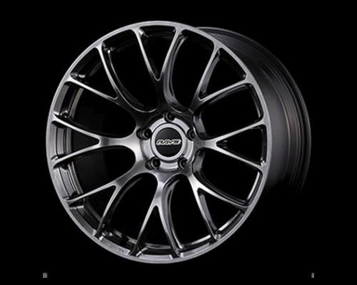 Volk Racing WK6AX32MME G16 Wheel 20x9.5 5x112 32mm Brightening Metal Dark