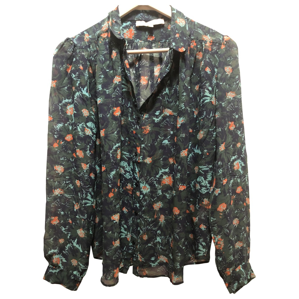 Vanessa Bruno \N Multicolour Silk  top for Women 40 FR