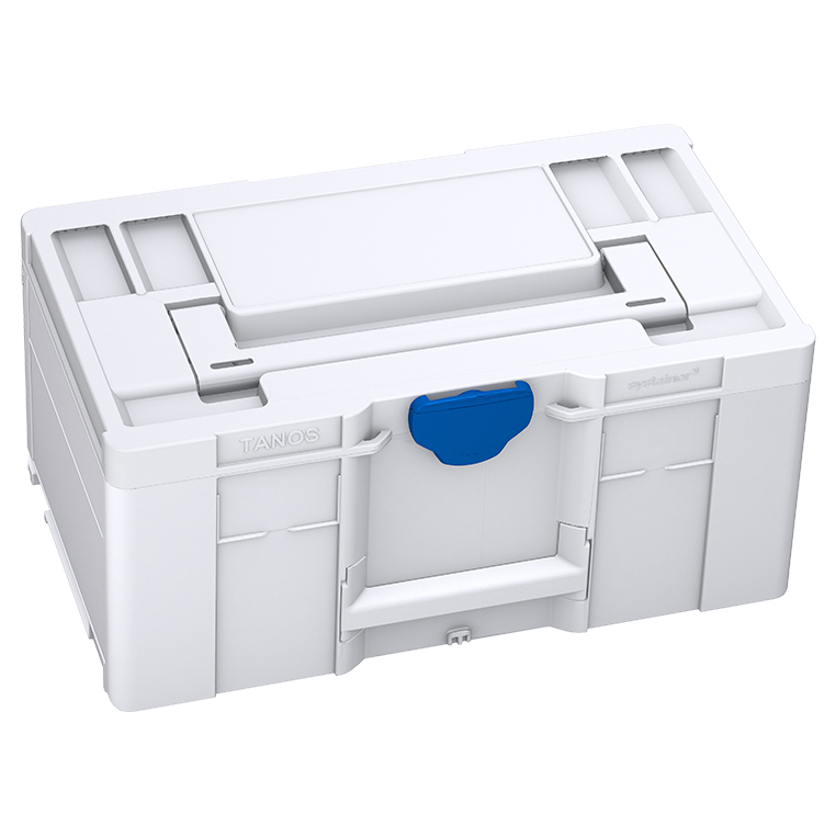 Systainer? L237 Storage Container, Light Gray