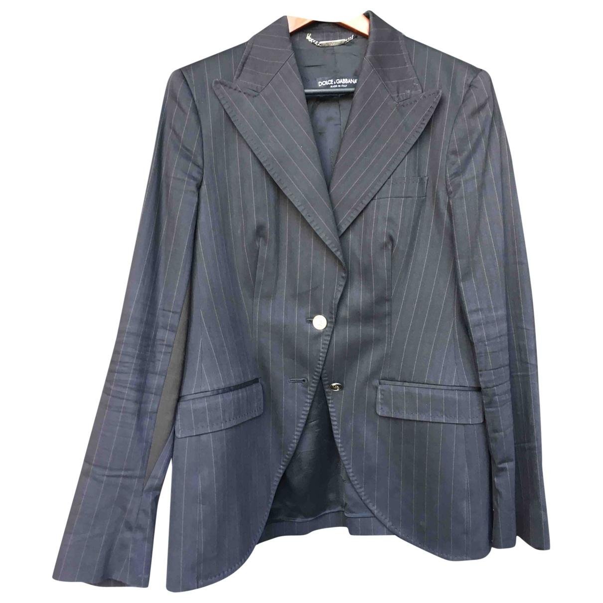 Dolce & Gabbana \N Cotton jacket for Women 46 IT