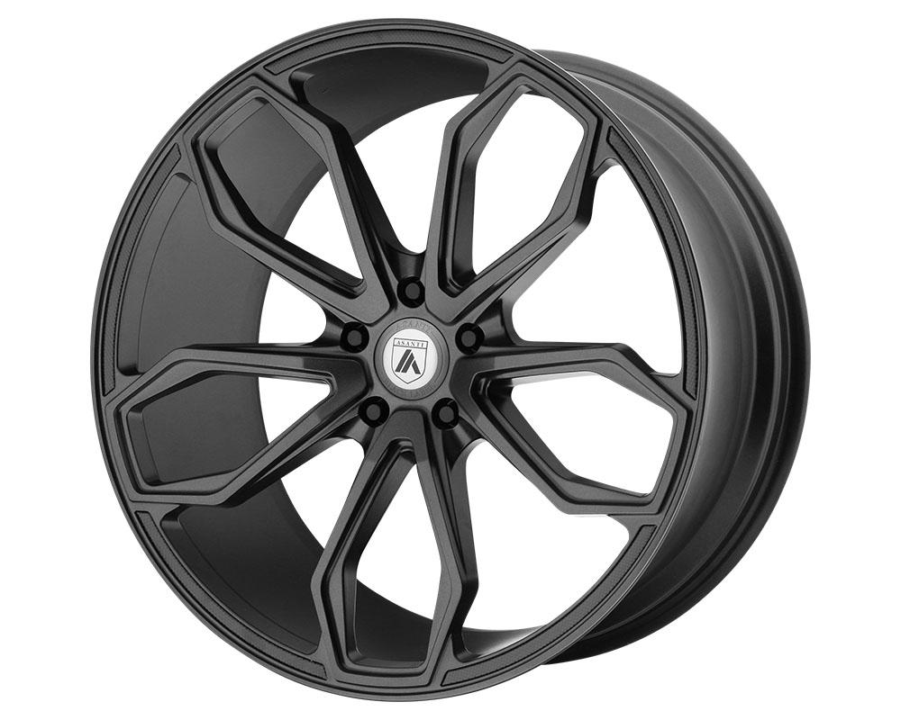 Asanti ABL19-22051525MG Black ABL-19 Athena Wheel 22x10.5 5x5x115 +25mm Matte Graphite