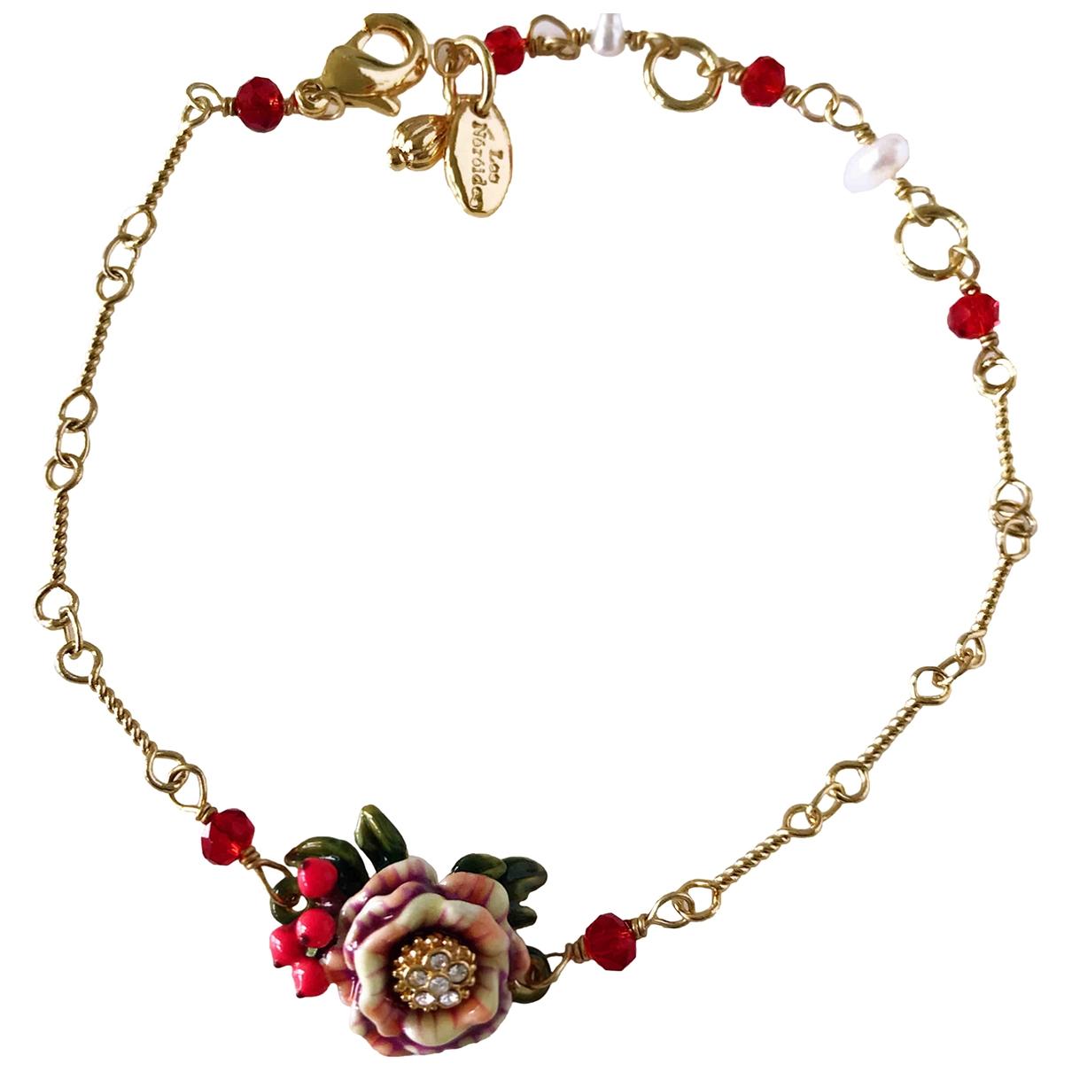 Les Néréides \N Multicolour Metal bracelet for Women \N