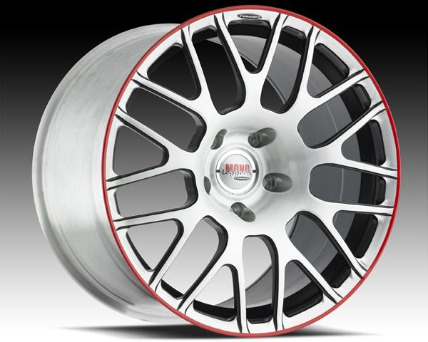 Forgiato FOR-FRED1910 Monoleggera Freddo Wheels 19x10