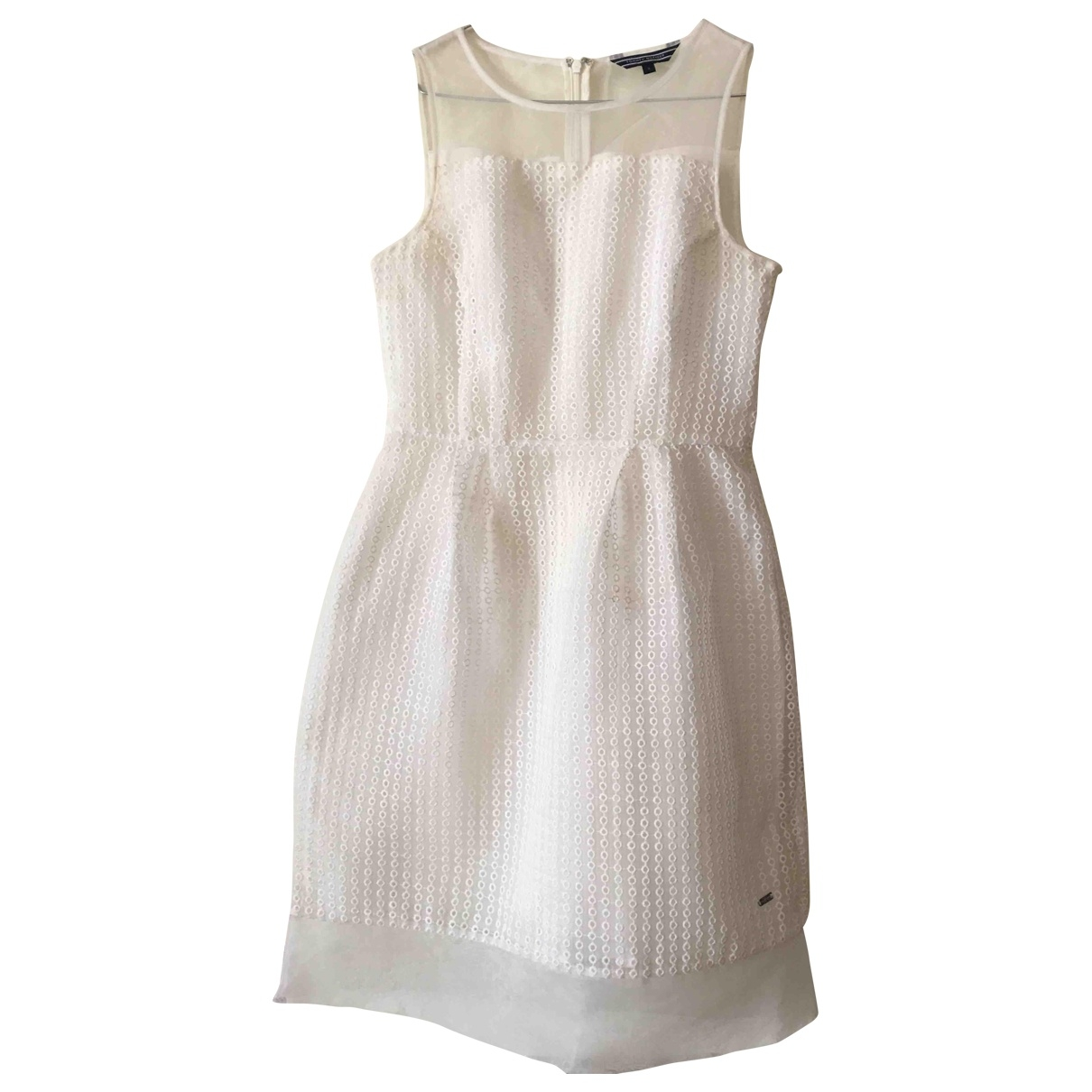 Tommy Hilfiger \N White dress for Women 2 US