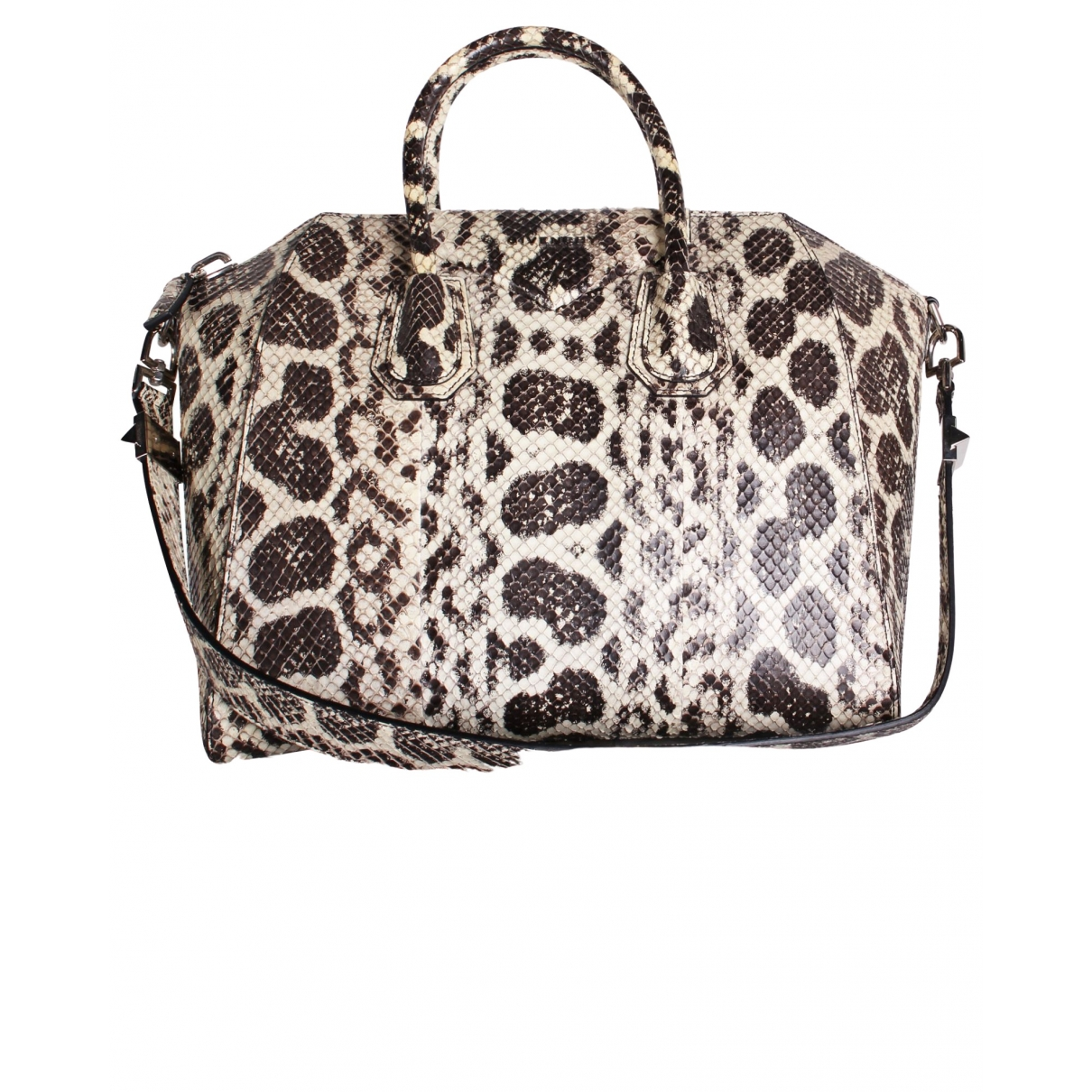 Givenchy Antigona Multicolour Exotic leathers handbag for Women \N
