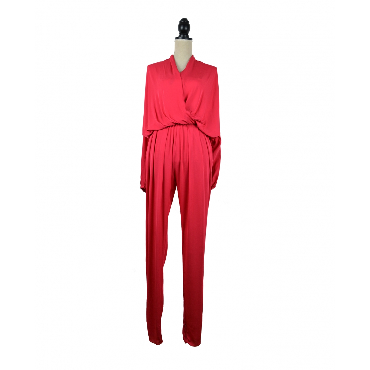 Lanvin \N Pink jumpsuit for Women 36 FR